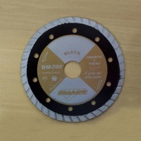 """Disco Diamantado Turbo Contínuo 125mm (5"""") Diamec"""