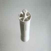 Pé de Gabinete Regulável Plástico 140mm