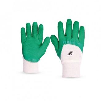 Luva Látex Natural com Suporte Têxtil Confortex kalipso