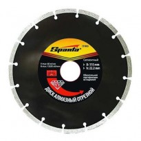 "Disco Diamantado Segmentado 180 * 22,2mm (7"") Tools World"