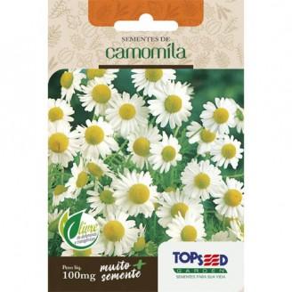 Semente de Camomila TopSeed