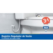 #Registro Regulador Vazão