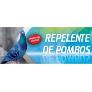 #Repelente Pombos